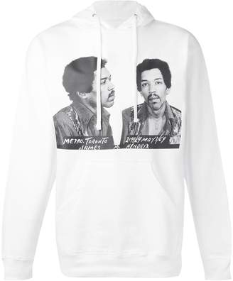 Ih Nom Uh Nit graphic print hoodie
