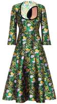 Erdem Geneva jacquard dress