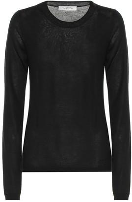 Valentino Cashmere and silk sweater