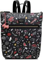 Radley Radley Sugar & Spice Medium Ziptop Backpack