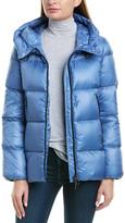 Moncler Seritte Short Down Coat