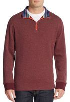 Robert Graham Falconer Zip Pullover