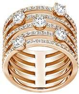 Swarovski Women's Ring Creativity Ring White Size 57 (18.1) 5221421