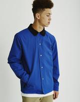 The Hundreds Feather Jacket Blue