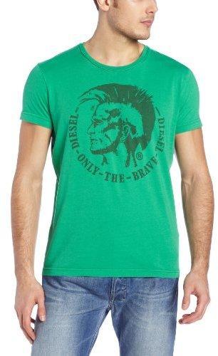 Diesel Men's T-Achel-RS Graphic T-Shirt