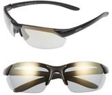 Smith Women's Parallel Max 69Mm Polarized Sunglasses - Black