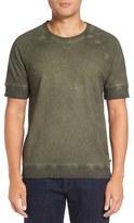 Michael Stars Men's Raglan Sleeve T-Shirt