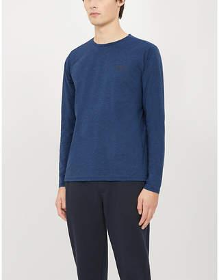 CASTORE Vilma logo-print stretch-jersey T-shirt