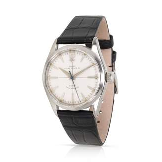 Tudor Oyster Silver Steel Watches