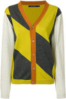 Sofie D'hoore colour block cardigan