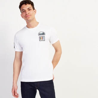 Roots Camp Patch T-shirt