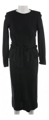 LES COYOTES DE PARIS Black Cotton Dresses