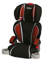 Graco High Back TurboBooster Car Seat - Lava