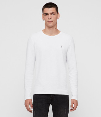 AllSaints Muse Long Sleeve Crew T-Shirt