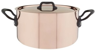 Mauviel Copper Casserole and Lid (24cm)