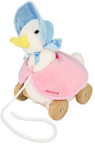 Beatrix Potter NEW Pull Along Jemima Puddle-Duck