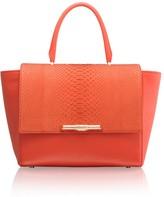 Amanda Wakeley Newman Paradise Python Bag