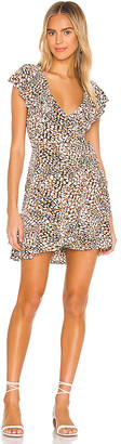 Free People French Quarter Mini Dress
