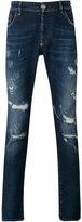 Philipp Plein skinny jeans - men - Cotton/Polyester/Spandex/Elastane - 31