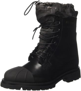 Barracuda Women B00MS171E Combat Boots Black Size: 3 UK