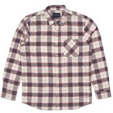 Rip Curl Boy's Blackburn Plaid Flannel Shirt