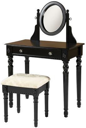 Linon Lorraine Vanity Set