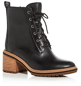 Timberland Women's Sienna Waterproof Block-Heel Booties