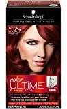 Schwarzkopf Ultime Hair Color Cream, 5.29 Vintage Red, 2.03 Ounce