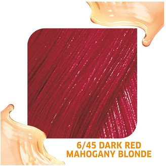 Wella Professionals Color Fresh Semi-Permanent Colour Dark Red Mahogany Blonde 75ml Duo Pack