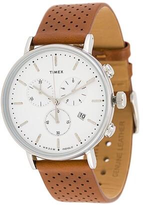 Timex Fairfield Chronograph 41mm watch