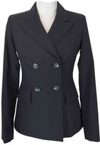 Banana Republic Anthracite Wool Jacket for Women