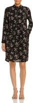 Gerard Darel Nelya Floral Print Dress