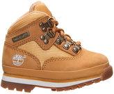 Timberland Boys' Toddler Euro Hiker Boots