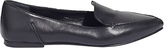 Jigsaw Celeste Pointed Toe Loafers, Black