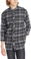 Billabong Men's Henderson Long Sleeve Woven Flannel