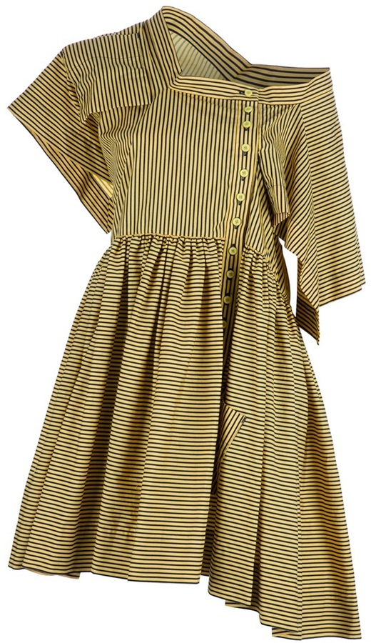 Bernhard Willhelm striped dress