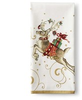 Williams-Sonoma Williams Sonoma 'Twas the Night Before Christmas Reindeer Towels, Set of 2