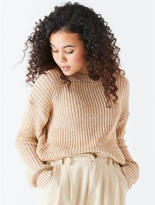 M&Co Teen ribbed jumper