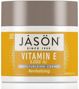 Jason Revitalizing Vitamin E 5,000 I.U. Pure Natural Moisturizing Creme 113G