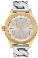 Nixon '38-20' Bracelet Watch, 38mm