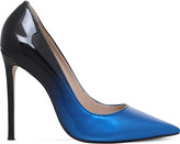 Carvela Alice patent leather ombré courts