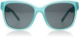 DKNY DY4096 Sunglasses Opal / Turquoise 368387 56mm