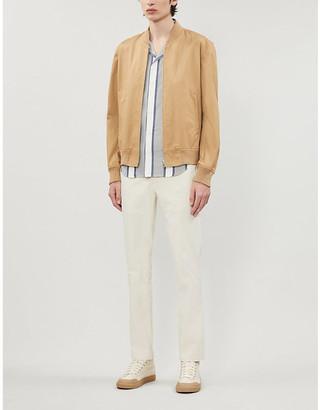 Sandro Cotton bomber jacket