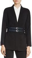 Maje Vreni Crepe Kimono Jacket