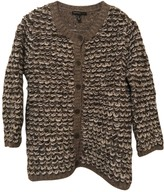 MANGO Anthracite Wool Knitwear for Women