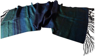 Missoni Green Silk Scarves