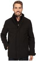 Dockers Stand Collar Zip Front with Attached Fleece Bib