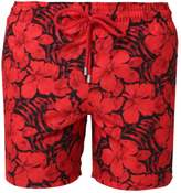 Vilebrequin Moorea Shorts Poppy Red
