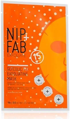 Nip + Fab Nip+Fab Glycolic Fix Exfoliating Sheet Mask 23G