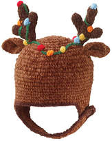 San Diego Hat Company Infant Reindeer Hat DL2362